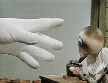 Jiri Trnka's The Hand - The puppet film that exposed the lie of communism